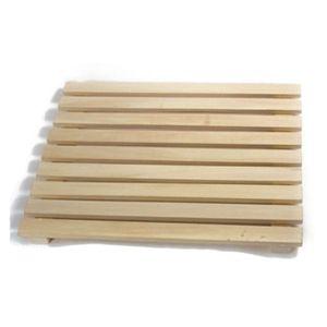 Решетка на пол 50х100 см для бани и сауны