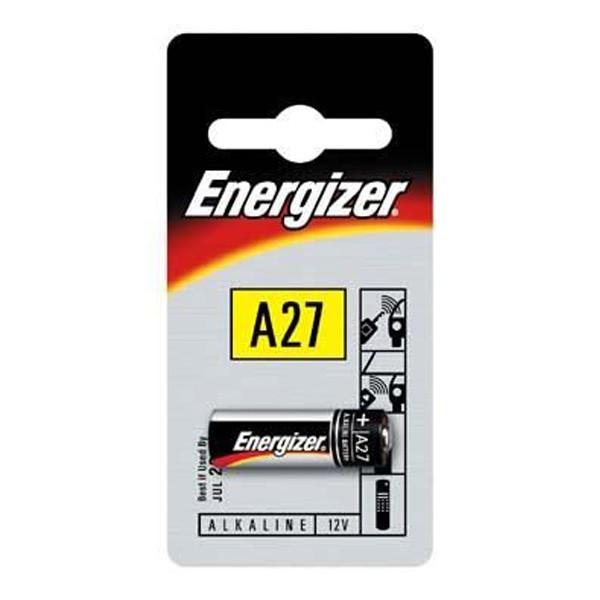 Батарейка ENR миниатюрная А27 2шт/бл