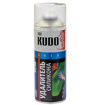 'Очиститель удалитель силикона KUDO аэрозоль 520мл