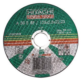 Диск отрезной по металлу Hitachi-Луга 230х2.0х22.2 мм
