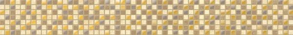 Бордюр   Escada  многоцветный  (ES1J011)  5X44  Cersanit