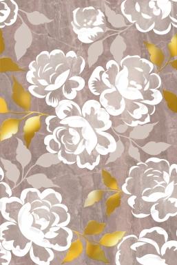 Декор Krema коричневый (KM2N111)  30X45  Cersanit