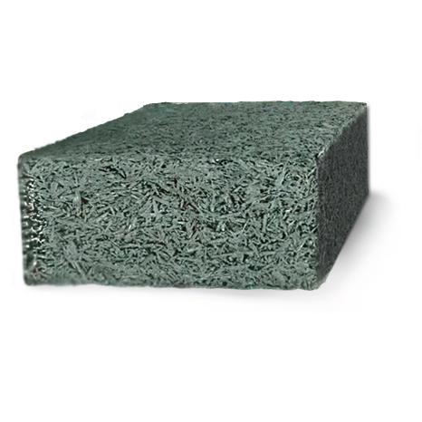 Блок WOODBE Super универсальный конструкционный/перегородочный блок специальное сырье и улучшенная теплопроводность 500х370х160