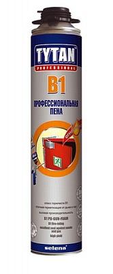 Пена монтажная ТИТАН ПРОФИ огнеупорная 750 мл