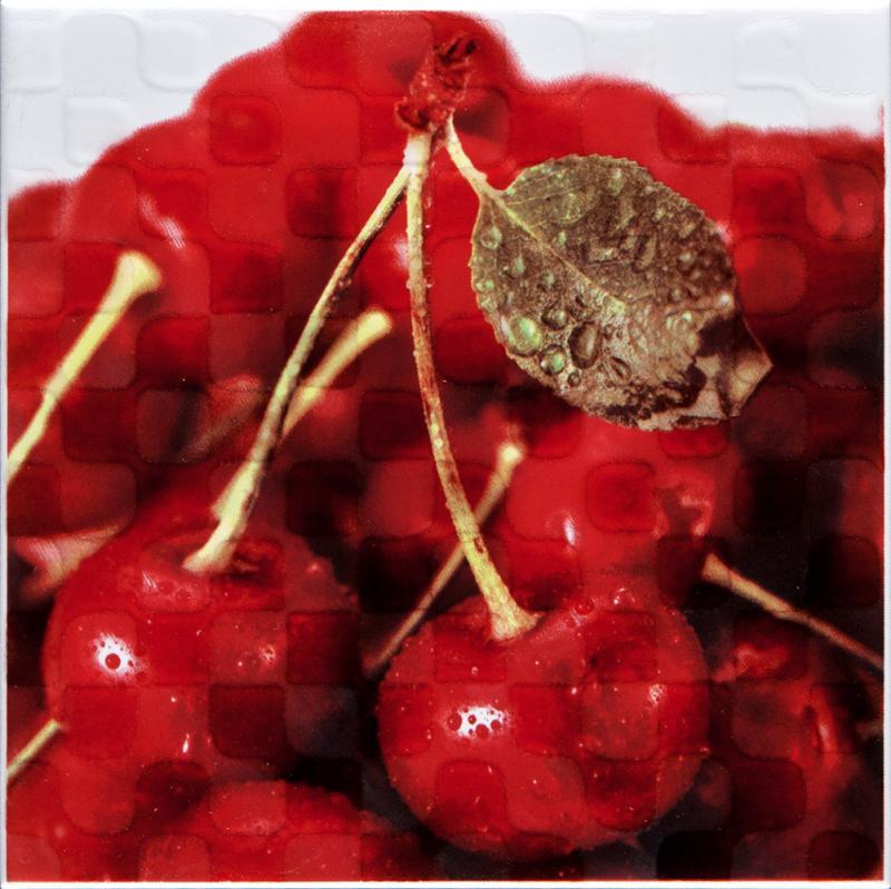 'Декор Orly Cherry W D9 20Х20