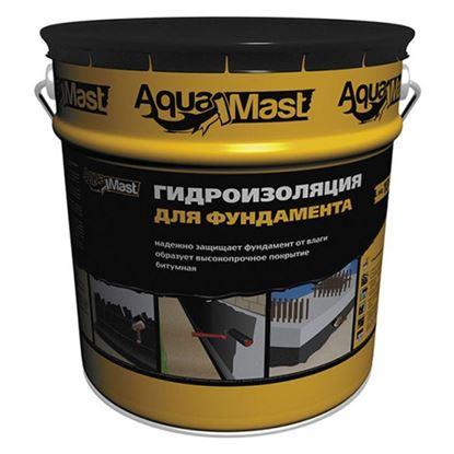 Мастика битумная AguaMast Технониколь гидроиз.холодная 18к