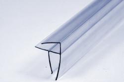 Профиль прозр. FР угловой 8-10 мм * 6000 мм