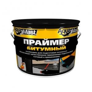 Праймер битумный AguaMast 2,4 кг