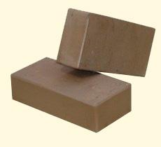 Кирпич каминный один. коричневый М-500 RAUF250 х120 х 65 мм (поддон -240 шт.)