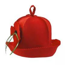 Шляпа для сауны ФЕТР 100% шерсть