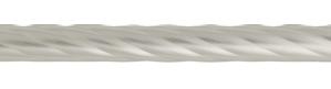Труба d 16 мм Твист серебро/матовое 2,0 м