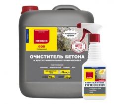 Очиститель бетона(антиплесень) NEOMID 600 5 кг концентрат 1:1