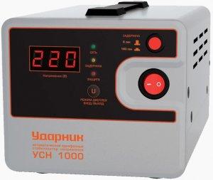 Стабилизатор Ударник УСН 1000,39433