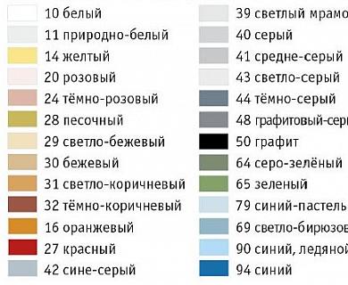 Затирка КЕSTO №40 серый 1кг