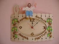 Часы подарочные плюс набор масел (1215р.)