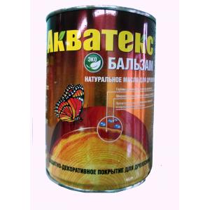 'Акватекс-Бальзам масло д/дерева 0,75 бесцветный