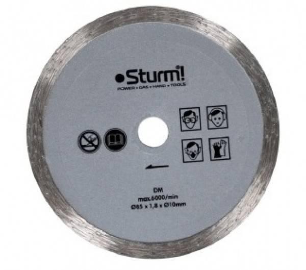 Диск алмазный 85х1,8х15мм (по керамической и мраморной плитке,стеклопластику)