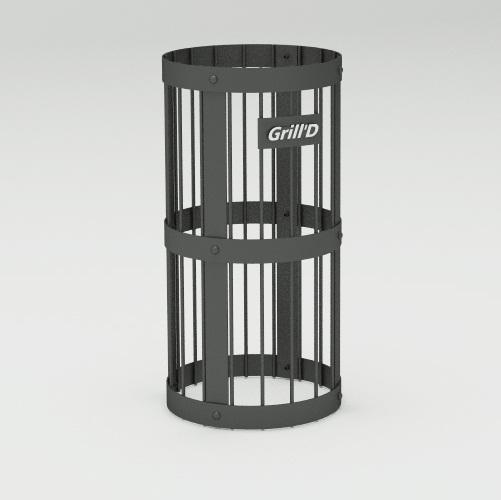 Сетка для камней ф300 х 800 мм