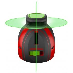 Лазерный нивелир CONDTROL Unix360 Green
