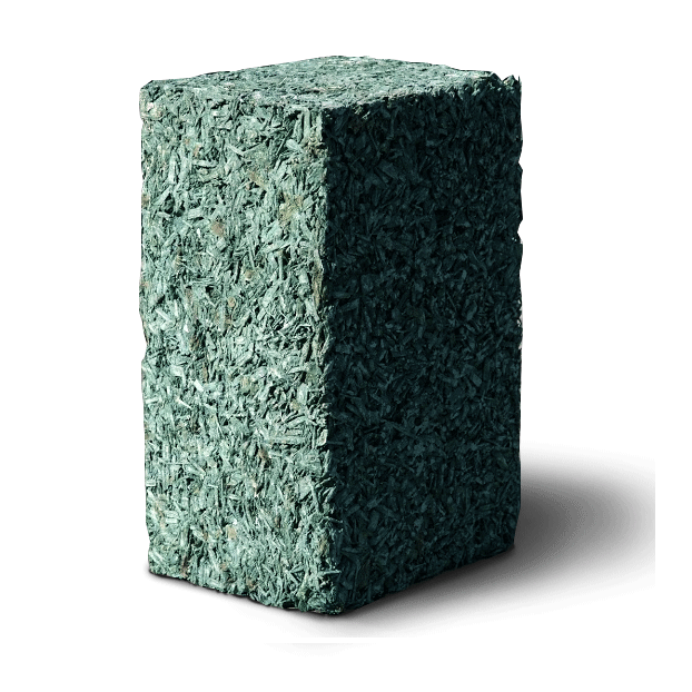 Блок WOODBE Classic классический конструкционный блок 500х250х300