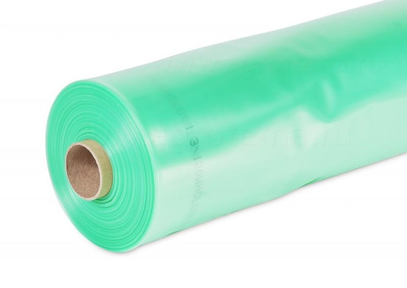 'Пленка полиэтиленовая 1500х150 мкр рукав (зеленая)
