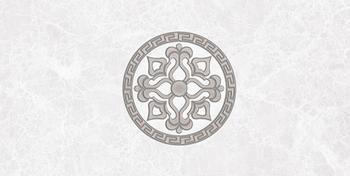 Декор Afina коричневый 08-03-06-425 20х40