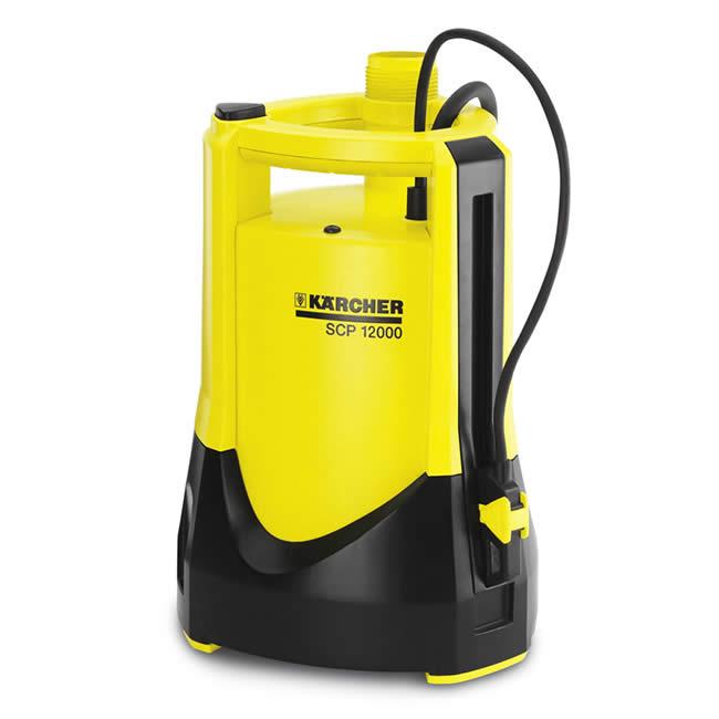 Насос для чистой воды SCP 12000 1.645-168