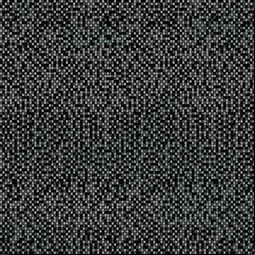 'Керамогранит Black&White черный (BW4R232DR) 42x42