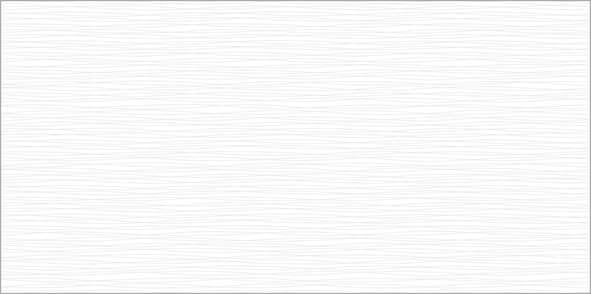 Плитка Элис  белая  ПО9ЭЛ000 50х24,9