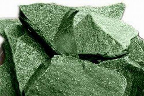 Камни для бани  ЖАДЕИТ колотый 10 кг (1400р.)