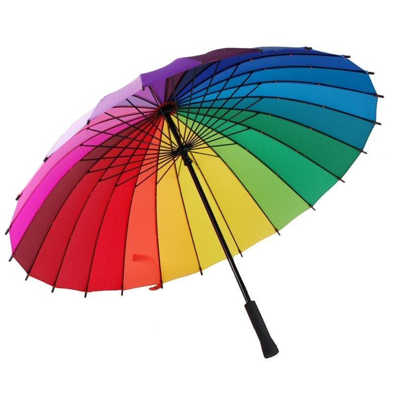 Зонт Радуга мал.