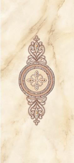 Декор Carrara серая (CE2G492) 20х44 (290р.)