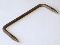 Скоба гладкая ф12 Х 350мм (45р.)
