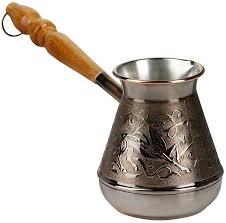 Кофеварка (турка) 0,38л с узк. горл. в под. уп.