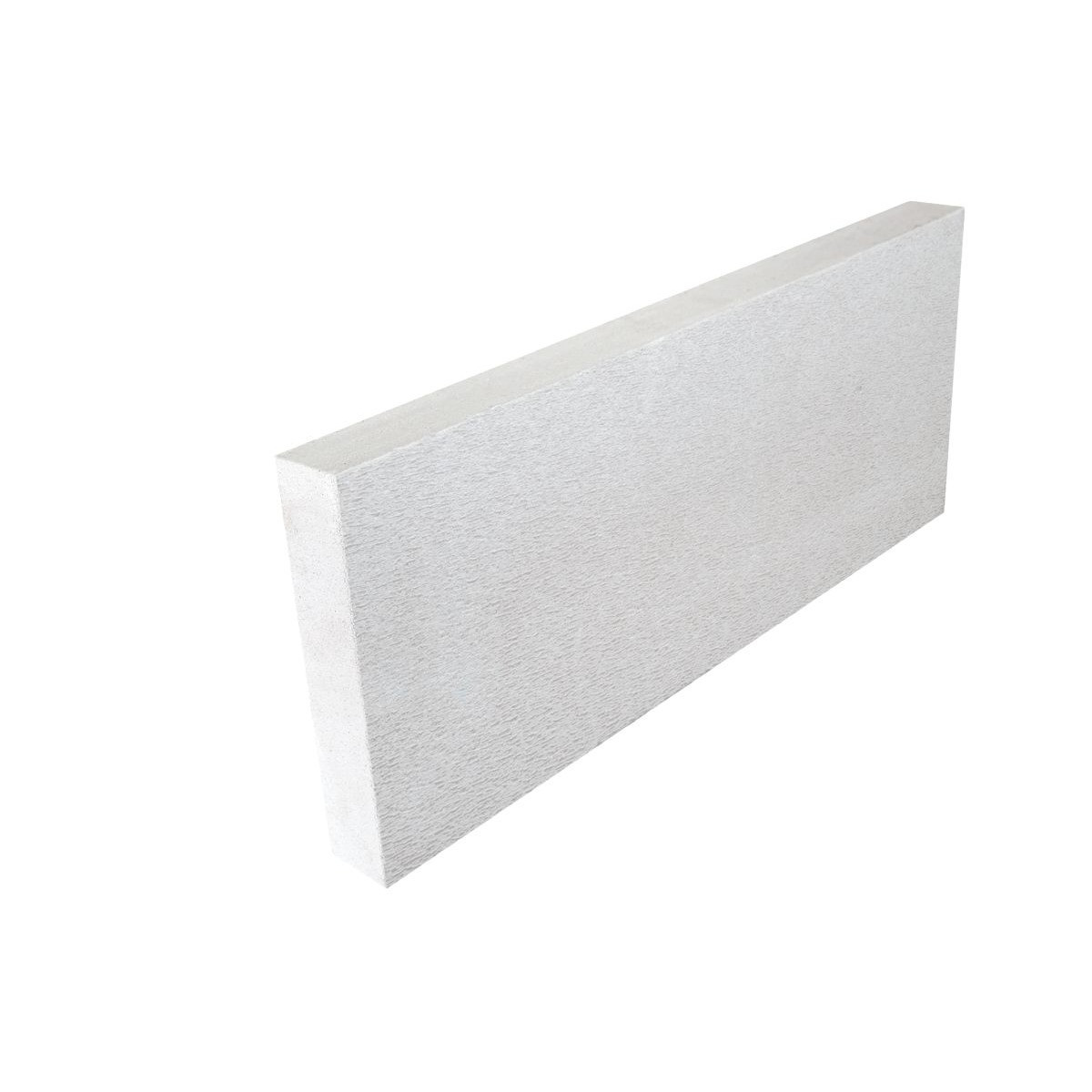 Блок из ячеист.бетона 600х250х50 мм  (поддон-144шт., куб. м. -133 шт.) 3,8кг.