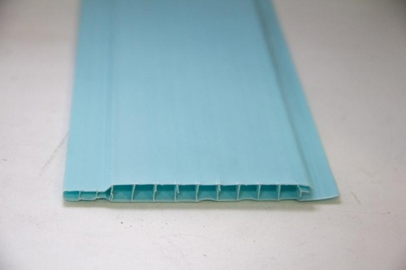 ПВХ Вагонка 3000х100х9 мм Синяя