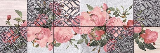 Декор Портелу песочный (04-01-1-17-03-23-1213-0) 20х60