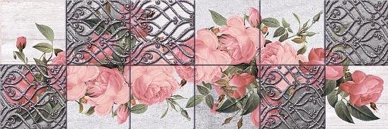 Декор Портелу серый (04-01-1-17-03-06-1213-0) 20х60