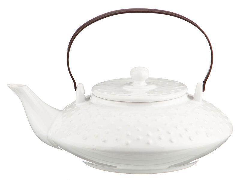 Чайник заварочный с метал,ситом 600 мл 470-052