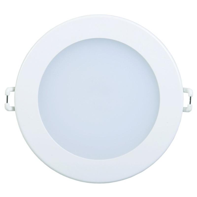 Светильник ИЭК ДВО 1605 белый круг 12Вт/4000,IP20 арт.LDVO0-1605-1-12-K02