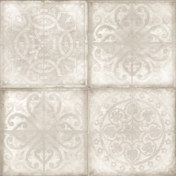 Керамогранит Luara  декорированный бежевый (LU4R012D) 42x42