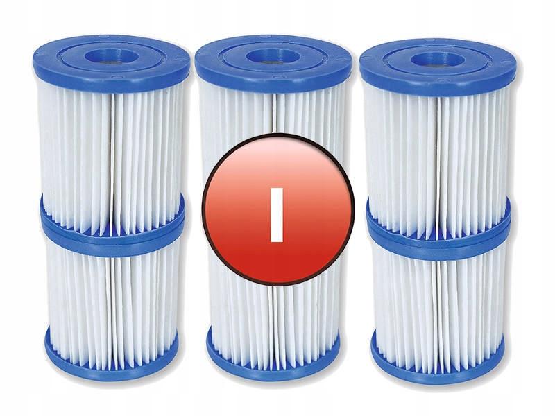 'Картридж для фильтров бассейнов 58093              INTEX тип  i