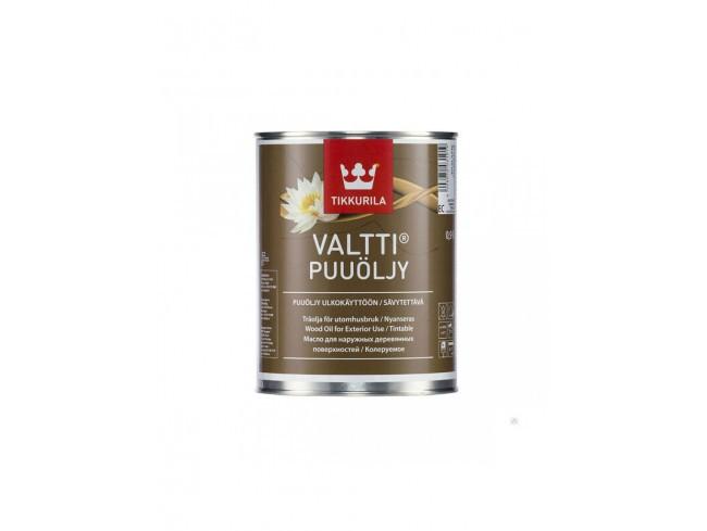 Масло-антисептик Tikkurila Валтти Пууёли 0,9л