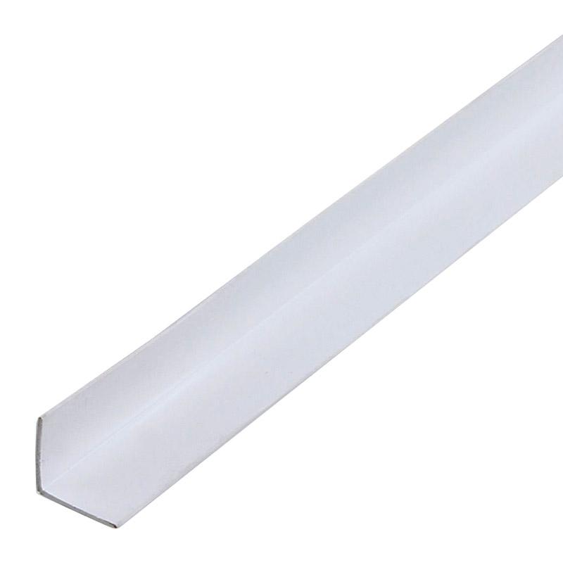 Угол внутренний 001-G 25мм универсальный белый глянец