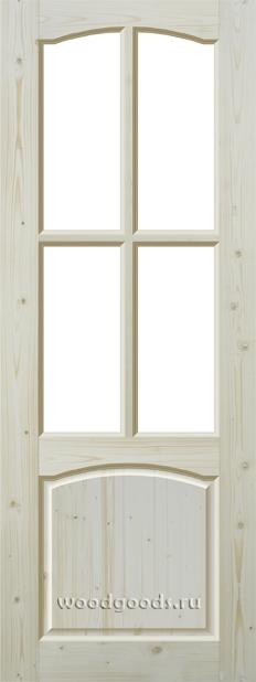 Дверь ДО  2107 Незабудка +коробка