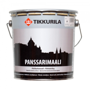'Краска Пансаримаали п/глянцевая 2,7л (Финляндия)