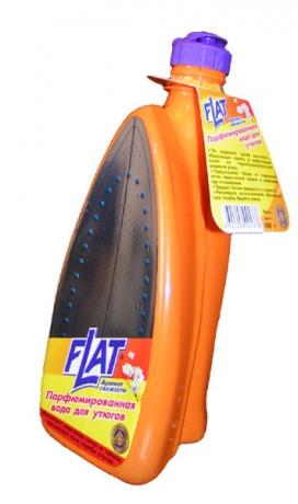 ФЛАТ Парфюм. вода для утюгов желт/оранж 480г
