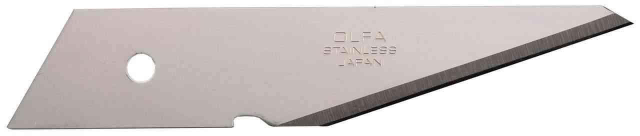 'Лезвие 20 мм OLFA СКВ-2 из нерж.стали OL-CKB-2
