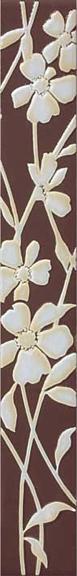 Бордюр inverno fiore 4.5*36