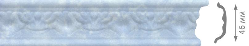 Плинтус потолочный VТМ М4-30 2м (4шт)